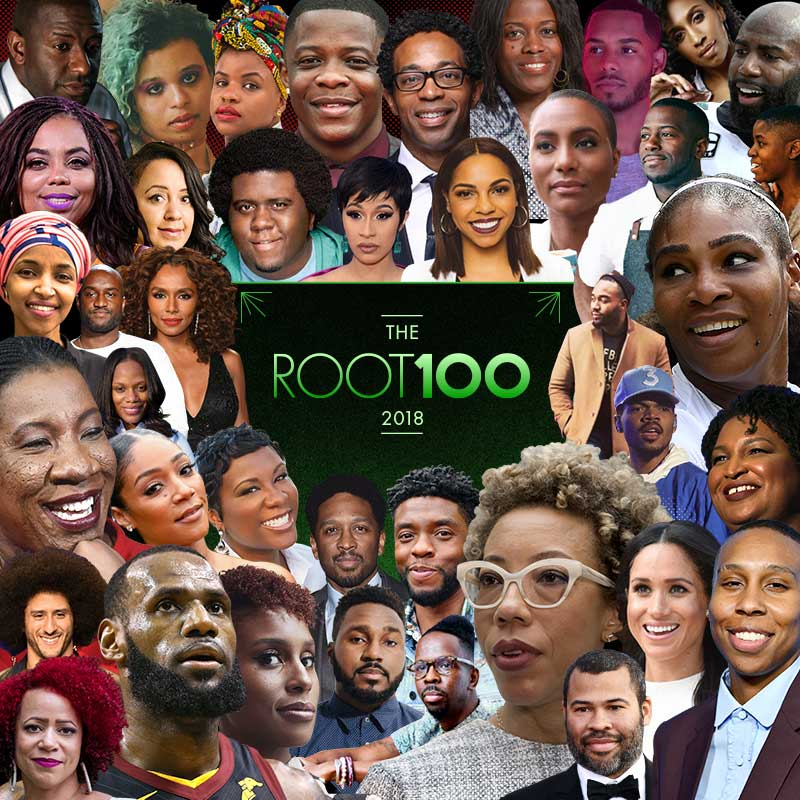 The Root 100 Most Influential African Americans 2018 | TheRoot.com